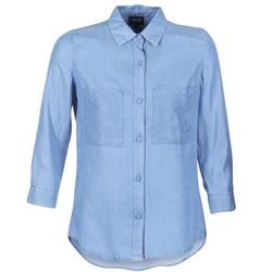 Kleidung Damen Hemden Armani jeans OUSKILA Blau