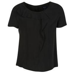 Kleidung Damen Tops / Blusen Armani jeans GITAMIO Schwarz