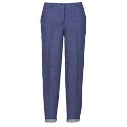 Kleidung Damen 5-Pocket-Hosen Armani jeans JAFLORE Blau