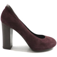 Schuhe Damen Pumps Hogan pumps lila wildleder az167 lila