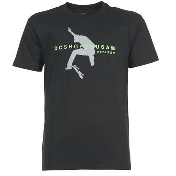 Kleidung Herren T-Shirts DC Shoes FBF 94 SS Schwarz