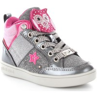 Schuhe Kinder Sneaker Low Lelli Kelly 6404 Sneaker Kind Grey Grey