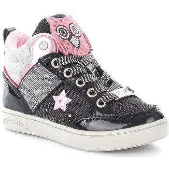 Schuhe Kinder Sneaker Low Lelli Kelly 6404 Sneaker Kind Black Black