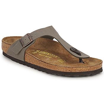Schuhe Sandalen / Sandaletten Birkenstock GIZEH Grau