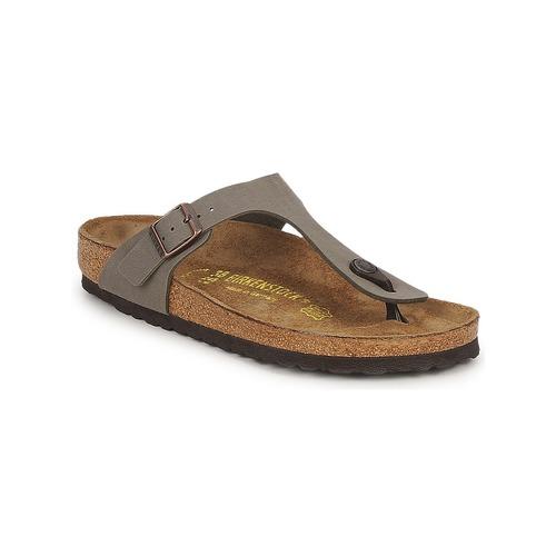 Birkenstock GIZEH Grau  Schuhe Sandalen / Sandaletten  74,99