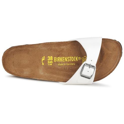 Birkenstock MADRID Schuhe Weiss / Perlmut  Schuhe MADRID Pantoffel Damen 54 66beec