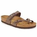 Schuhe Damen Pantoffel Birkenstock MAYARI Kaffee