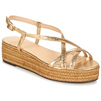 Schuhe Damen Sandalen / Sandaletten Castaner MAGDALENA Gold