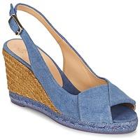 Schuhe Damen Sandalen / Sandaletten Castaner BRIANDA Blau