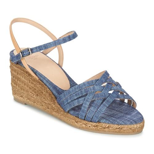 Castaner BETSY Blau / Beige  Schuhe Sandalen / Sandaletten Damen 132