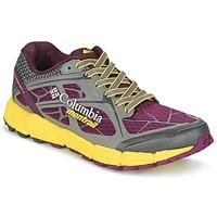 Schuhe Damen Laufschuhe Columbia CALDORADO™ II Himbeer