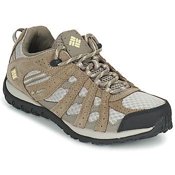 Schuhe Damen Wanderschuhe Columbia REDMOND™ Grau