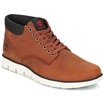 Schuhe Herren Boots Timberland Bradstreet Chukka Leather Braun