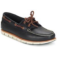 Schuhe Herren Bootsschuhe Timberland TIDELANDS 2 EYE Marine