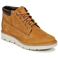 Schuhe Damen Boots Timberland KENNISTON NELLIE Beige / Braun