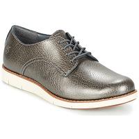 Schuhe Damen Derby-Schuhe Timberland LAKEVILLE OX Silbern