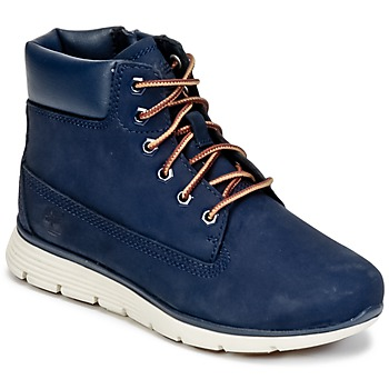 Schuhe Kinder Sneaker High Timberland KILLINGTON 6 IN Blau