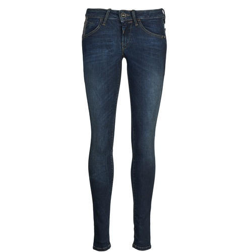 Kleidung Damen Slim Fit Jeans Fornarina EVA 78 Blau