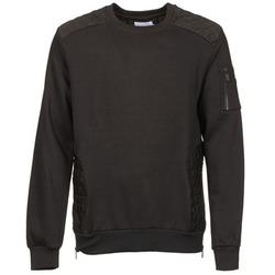 Kleidung Herren Sweatshirts Eleven Paris KOUK Schwarz