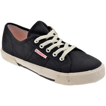 Schuhe Damen Sneaker Low Lumberjack Aruba Lady turnschuhe Schwarz