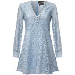Kleidung Damen Kurze Kleider Anastasia kurzkleid blue