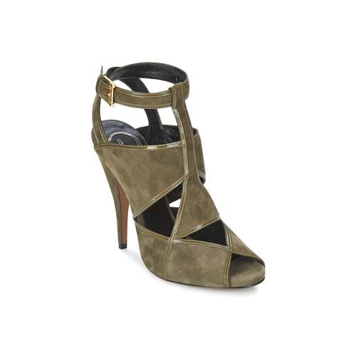 Etro 3025 Kaki  Schuhe Sandalen / Sandaletten Damen 434,40