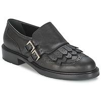 Schuhe Damen Derby-Schuhe Etro 3096 Schwarz