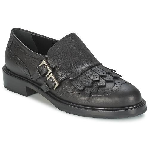 Etro 3096 Schuhe Schwarz Schuhe 3096 Derby-Schuhe Damen 259,60 92f9b4