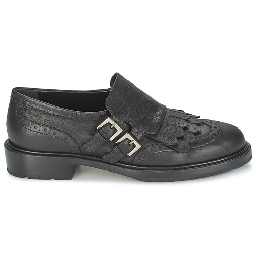 Etro 3096 Schwarz Derby-Schuhe Schuhe Derby-Schuhe Schwarz Damen 259,60 e50337