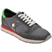 Schuhe Damen Sneaker Low Lumberjack Forest turnschuhe Grau