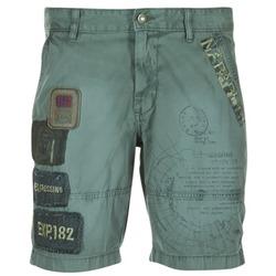 Kleidung Herren Shorts / Bermudas Napapijri NARWEE Kaki