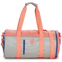 Taschen Damen Sporttaschen Roxy EL RIBON2 Grau / Rose / Violett