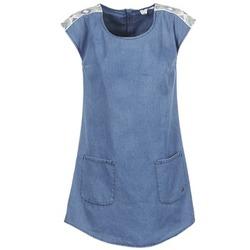 Kleidung Damen Kurze Kleider Roxy AFTERSURFING Blau