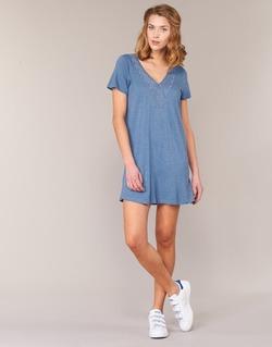 Kleidung Damen Kurze Kleider Roxy DUSTIN Blau