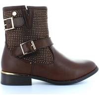 Schuhe Damen Low Boots Xti 28503 Marr?n