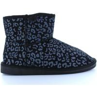 Schuhe Damen Boots Xti 28823 Negro