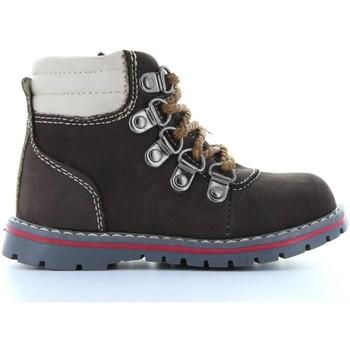 Schuhe Mädchen Boots Happy Bee B169644-B1758 Marrón