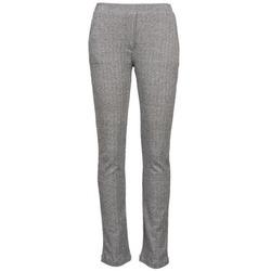 Kleidung Damen Fließende Hosen/ Haremshosen Majestic 2908 Grau