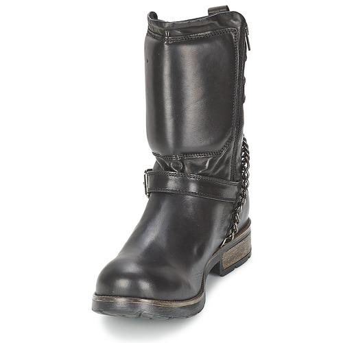 Casual Attitude SERIS Schwarz  Schuhe Boots Damen 67,99