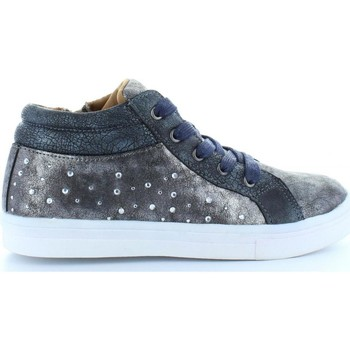 Schuhe Kinder Sneaker High Happy Bee B169020-B4920 Azul