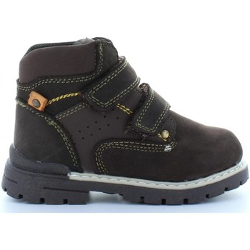 Schuhe Kinder Boots Happy Bee B169634-B1758 Marrón