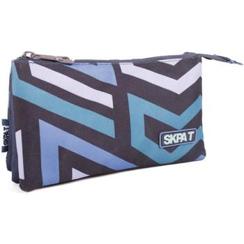 Taschen Kosmetiktasche Skpat Schulleitung Blau