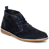 Schuhe Herren Boots Selected ROYCE NEW Marine
