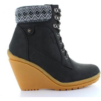 Schuhe Damen Low Boots Refresh 61500 Negro