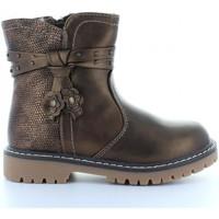 Schuhe Mädchen Boots Happy Bee B169120-B2512 Marrón