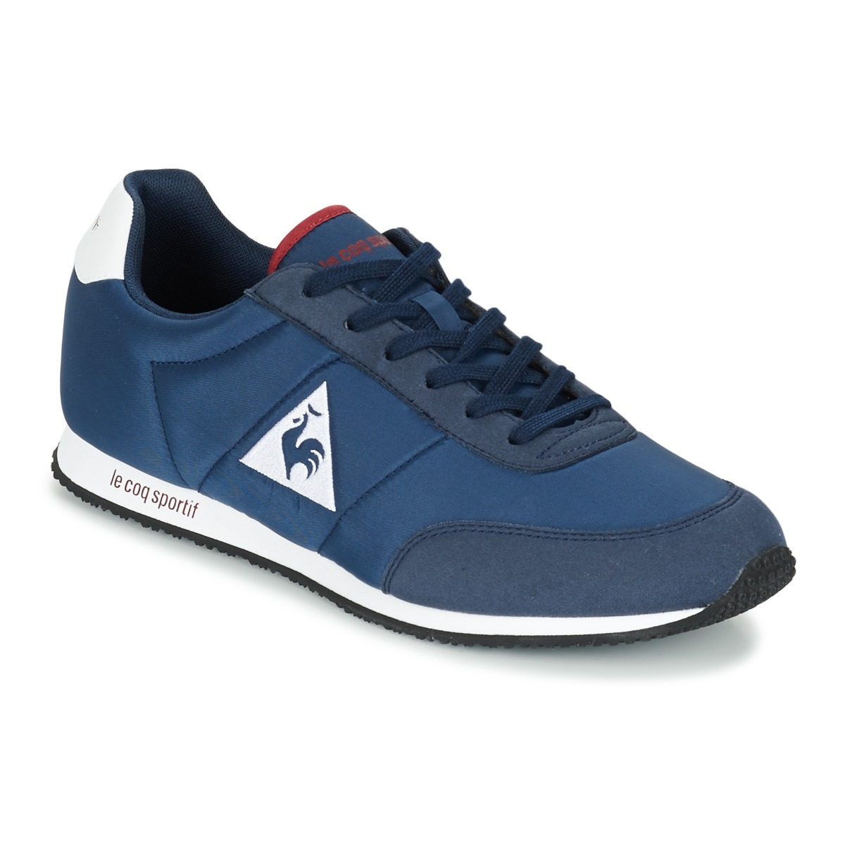 Le Coq Sportif RACERONE NYLON Blau - Kostenloser Versand bei Spartoode ! - Schuhe Sneaker Low Herren 48,99 €