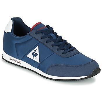 Schuhe Sneaker Low Le Coq Sportif RACERONE NYLON Blau