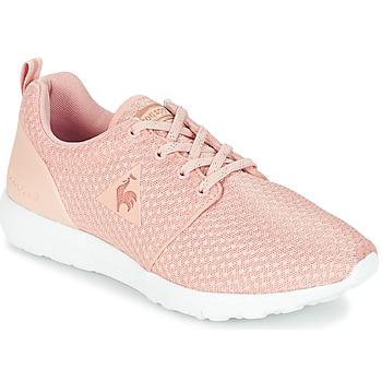 Schuhe Damen Sneaker Low Le Coq Sportif DYNACOMF W FEMININE MESH Rose