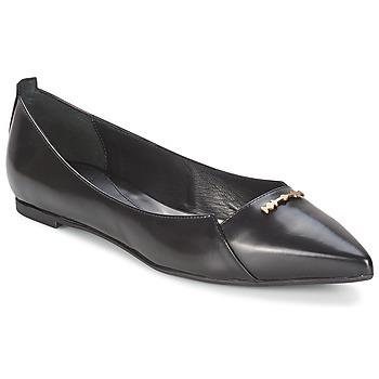 Schuhe Damen Ballerinas McQ Alexander McQueen 375371 Schwarz