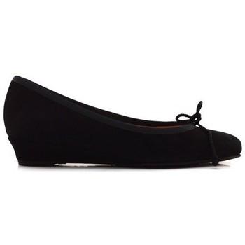 Schuhe Damen Ballerinas Pretty Ballerinas 41.136 ANGELIS NEGRO Sally Noir